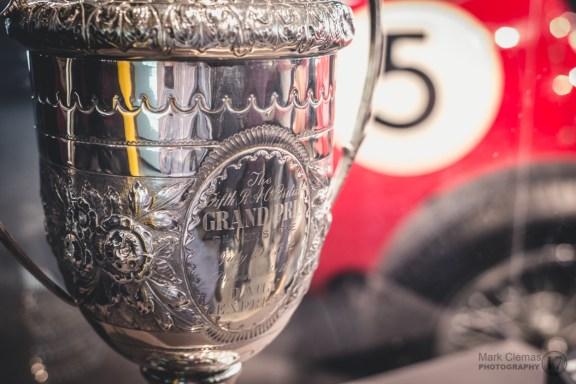 1952 Silverstone British Grand Prix Trophy
