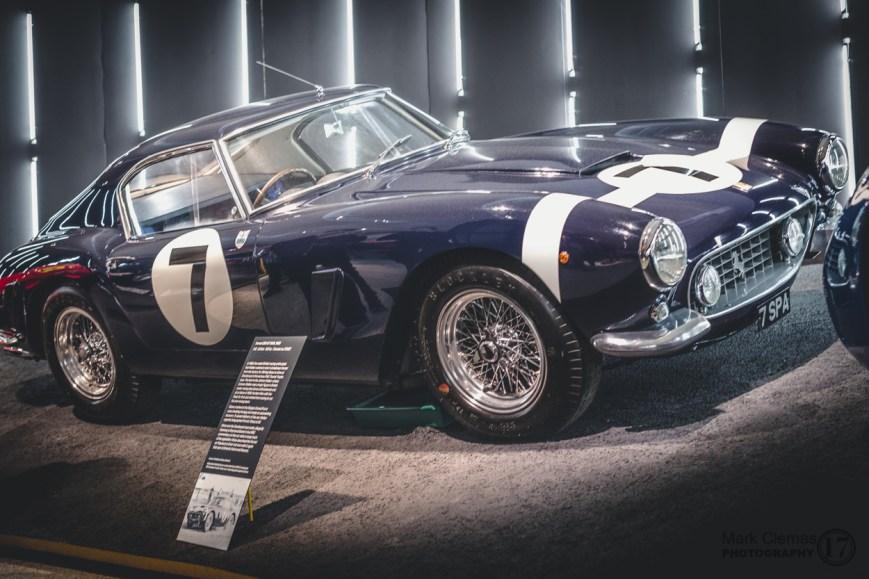 Ferrari 250 GT SWB Stirling Moss