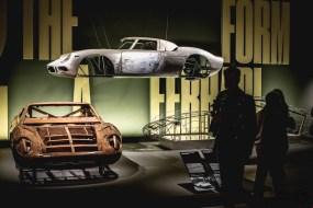 Ferrari Under the Skin Body Shop Models