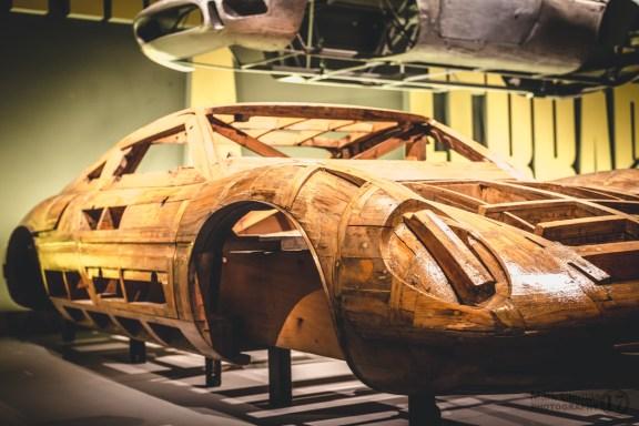 Wooden bodyshop form