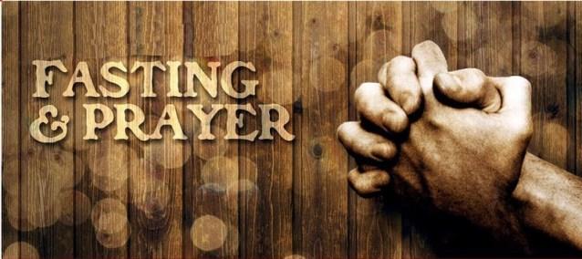 fasting & Prayer