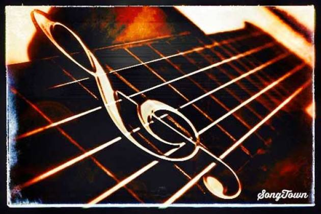 Treble Guitar