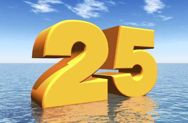 Top 25