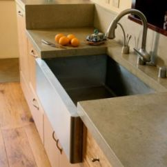Concrete Kitchen Sink Sears Packages Sinks Mark