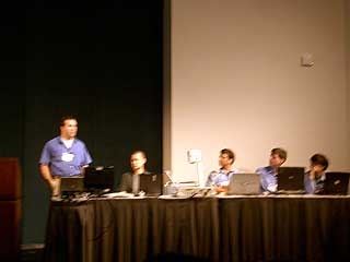 Session 5: Making Tools for Making Games.  Eric Klopfer, Mark Mine, Steven Drucker, Tom McCormack, Philip Tan