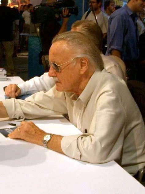 Stan Lee... excelsior!