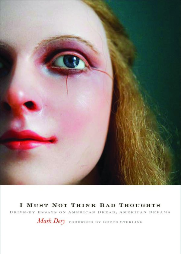 I Must Not Think Bad Thoughts book cover
