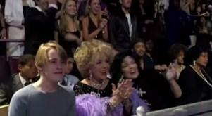 Macaulay Culkin, Lady Elizabeth Taylor and Liza Minelli, right? =)