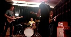 dobis guitar prinsloo drums jd bass brockie guitar
