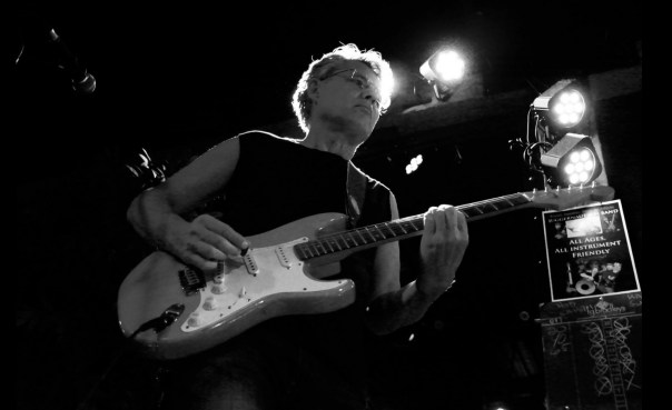 robert brockie guitar minden mink
