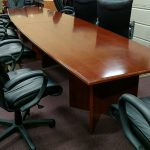 Discover the benefits of wooden office furniture.