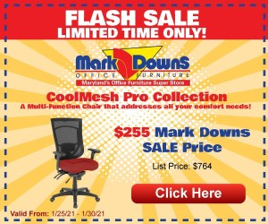 Deal on CoolMesh Pro Collection office chair Mark Downs Office Furniture