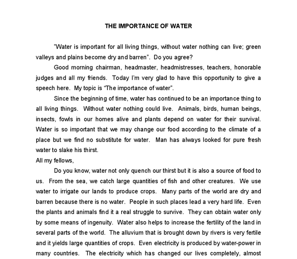 Water Pollution Essay: Indispensable Writing Guide