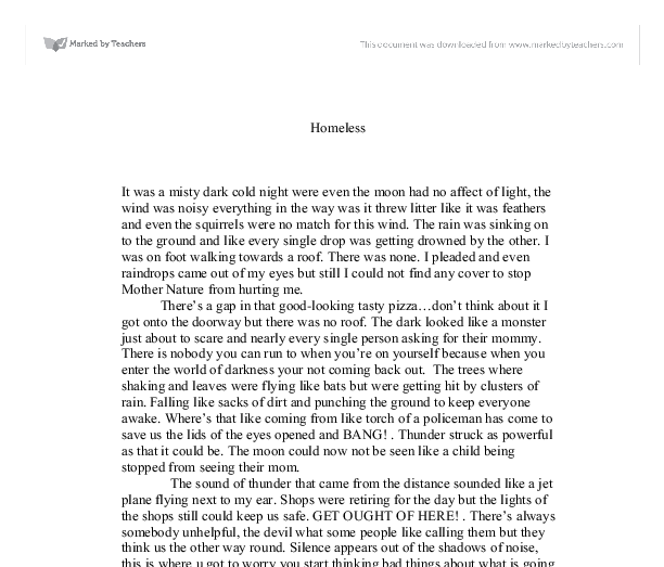 Example Admissions Essay on One's Unique Qualities