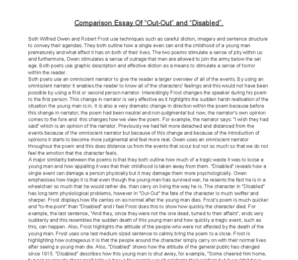 comparison essay between two books Essay: country/western music & rap/hip-hop music comparison  originally performed on the two coastal  the overall difference between the two.