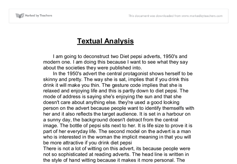 Audience profile essay example