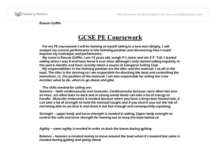 Five Tips For Generating The Perfect Essay Topic Pe Gcse