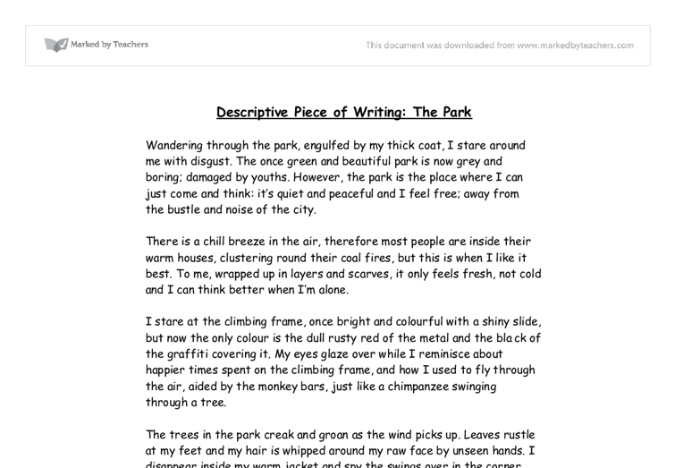 a visit to a fair paragraph in 100 words