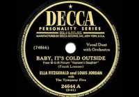 Baby It's Cold Outside Record