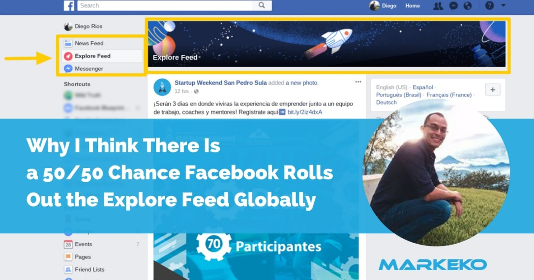 Facebook explore feed archives markeko facebook blueprint exams facebook explore feed malvernweather Images