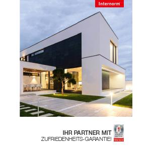 Internorm [1st] window partner