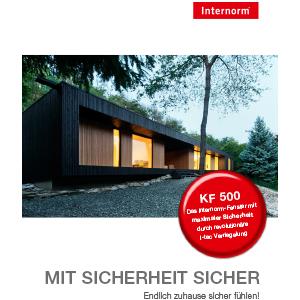 Internorm-Sicherheit KF 500