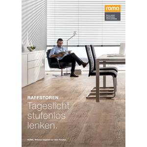 roma Raffstoren-Katalog