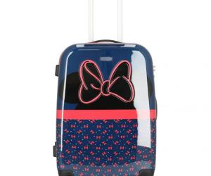 Samsonite Disney Ultimate 2.0 4-Rollen-Trolley 65 cm – minnie neon