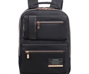 Samsonite Openroad Lady Rucksack mit Laptopfach Slim 13.3″ 39 cm – black