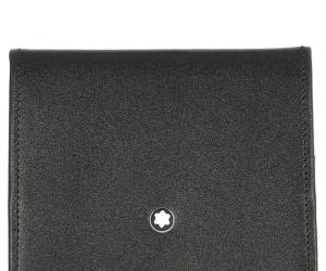 Montblanc Meisterstück M30609 Münzbörse 8.5 cm Leder – black