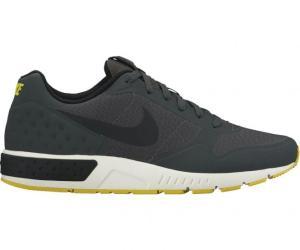 Nike Men Nightgazer LW Sneaker Schuh 844879 – 44 | anthracite/black-electrolime-sail