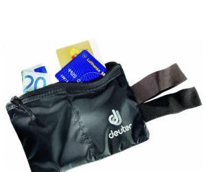 Deuter Accessoires Security Flip In Hoseninnentasche – black
