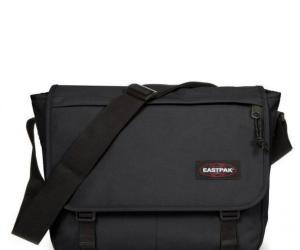 Eastpak Delegate + Umhängetasche 38.5 cm – black