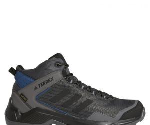 adidas Terrex Men Eastrail Mid Outdoor Schuh F36759 – 42 2/3 | grefou/cblack/grethr
