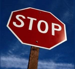 Stop 300x276 Wer nicht NEIN sagen kann, sollte keine Marke führen