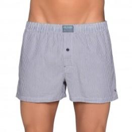 gestreifte Shorts für Männer