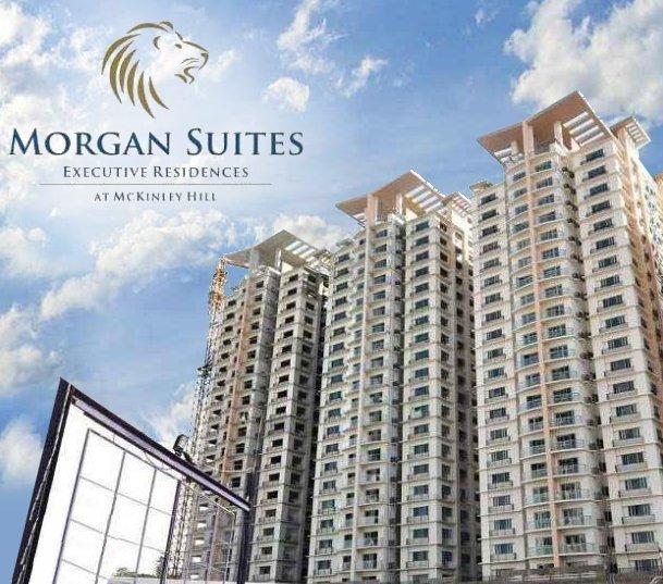 Morgan Suites Executive Residences Condominium  Florence Way McKinley Hill Fort Bonifacio