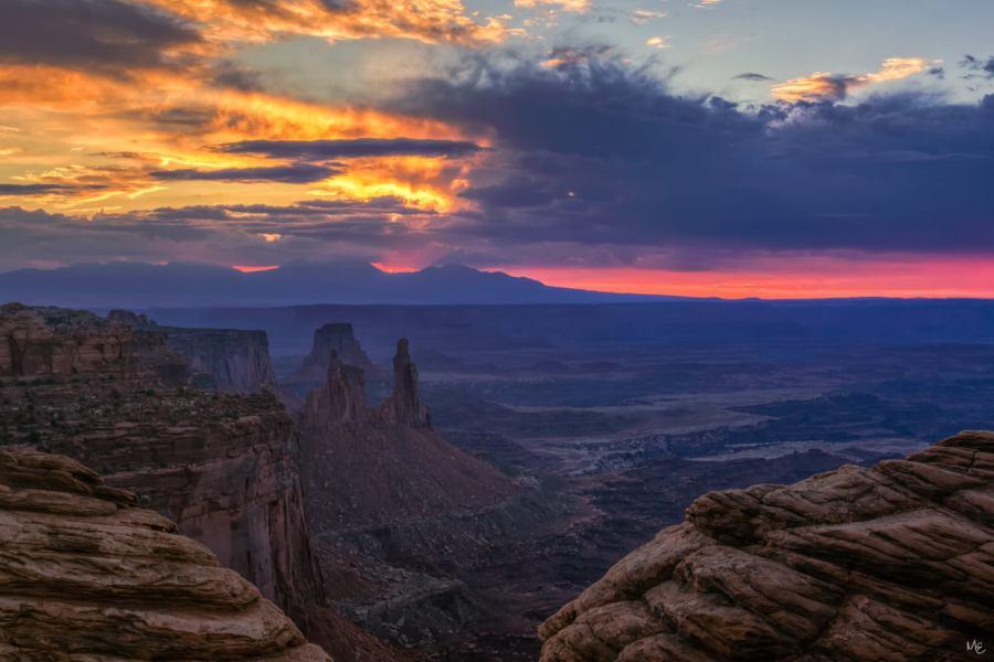 Mark Epstein Photo | Moning Over the Mesa