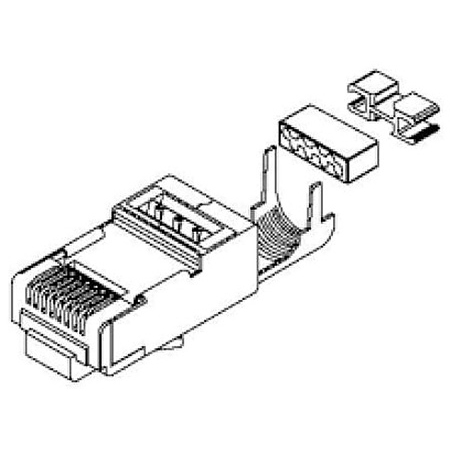 Wall Cat 6 Connectors, Wall, Free Engine Image For User