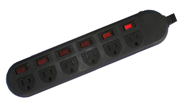 Power Ac Dc Power Power Strips Surge Suppressors Pdt 615c Ns