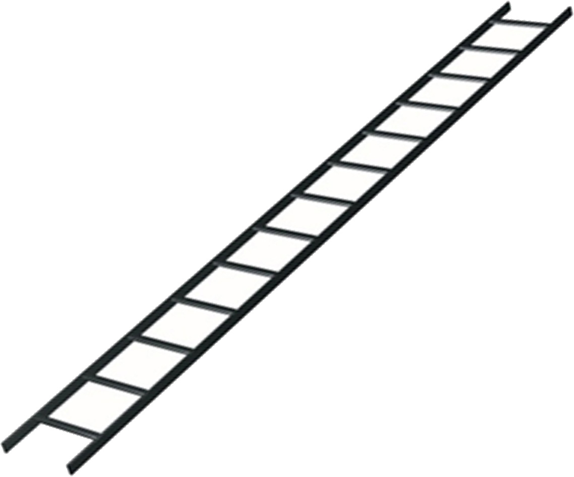 10ftx12in Cable Ladder Runway