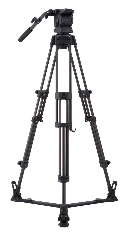 Libec RS-250R Professional 2-Stage Aluminum Tripod System