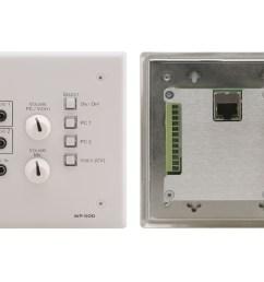 kramer vga wiring diagram wiring library [ 3000 x 1326 Pixel ]