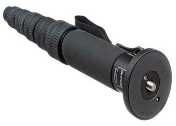 Gitzo Gm5561t Series 5 Traveler Carbon 6x Monopod - 6 Section Withg-lock