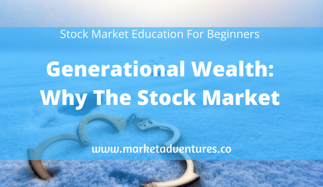 Investing In Stocks To Reach Freedom