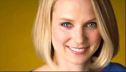 Merissa Mayer Yahoo CEO