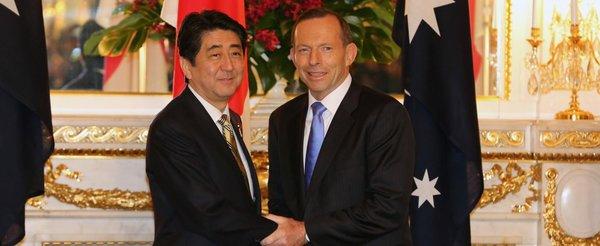 Japanese Australian Trade Deal