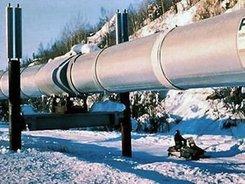 Western European gas shortage risk
