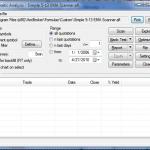 Start Scanning Stocks using Amibroker Exploration