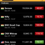Watch Live CNBC TV18 on your Iphone and IPOD Touch using Markets on Mobile App